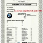 cardetect 319 BMW M6 M560 Cabrio