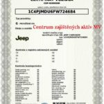 cardetect 389 JEEP CHEROKEE KL