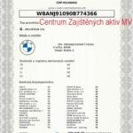 611 BMW 535 D